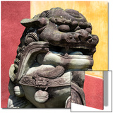 China 10MKm2 Collection - Guardian of the Temple