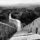 China 10MKm2 Collection - Great Wall of China Papier Photo par Philippe Hugonnard
