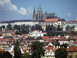 Prague Castle  Prague  Czech Republic