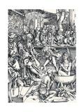 The Martyrdom of St John  1498