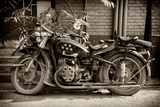 China 10MKm2 Collection - Motorcycle Five Stars