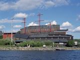 Vasa Museum  Djurgarden  Stockholm  Sweden
