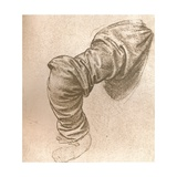 Study for the Arm of St Peter in the Last Supper  C1494-C1499 (1883)