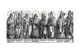 The Patron Saints of Austria  1515