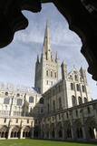 Norwich Cathedral  Norfolk  2010