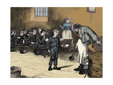 Scene from Oliver Twist by Charles Dickens  1836