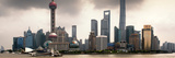 China 10MKm2 Collection - Shanghai Skyline with Oriental Pearl Tower