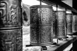 China 10MKm2 Collection - Prayer Wheels