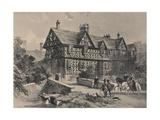 Pitchford Hall  Shropshire  1915