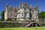 Torosay Castle and Gardens  Mull  Argyll and Bute  Scotland