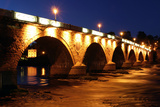 Old Bridge at Night  Perth  Scotland