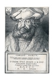 Frederick the Wise  Elector of Saxony  1524