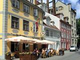 Cafe on Meistaru Iela  Riga  Latvia