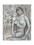Nude Study  20th Century (1932)