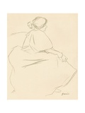 A Study in Crayon  C1872-1898  (1898)
