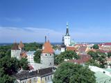St Olavs Church  Tallinn  Estonia