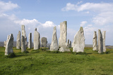 Callanish Stones  Isle of Lewis  Outer Hebrides  Scotland  2009