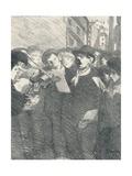 Lile Des Baisers from Chansons De Femmes  1897