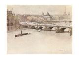 The Pont Neuf  1915