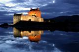 Eilean Donan Castle  Highland  Scotland
