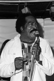 Jimmy Witherspoon  Ronnie Scotts  Soho  London  1973