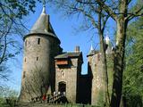 Castell Coch  Tongwynlais  Near Cardiff  Wales
