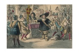 Take Away That Bauble: Cromwell Dissolving the Long Parliament  1850