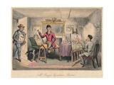 Mr Braggs Equestrian Portrait  1865