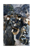 The Umbrellas  1881-1886