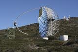 Magic Telescope  La Palma  Canary Islands  Spain