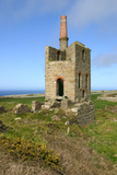 Higher Bal Mine Engine House  Cornwall