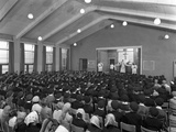 Catholic School Mass  South Yorkshire  1967