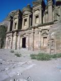 El Deir in Petra  1st Century