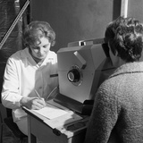 Eye Screening  Rotherham  South Yorkshire  1967