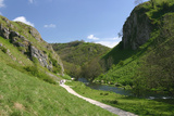 Dovedale  Derbyshire