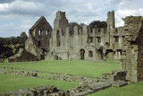Easby Abbey  Yorkshire  Founded 1152