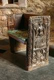 Mermaid Chair  Zennor  Cornwall