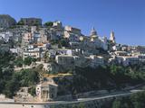 Ragusa Ibla  Sicily  Italy