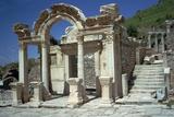 Temple of Hadrian in Ephesus  2nd Century
