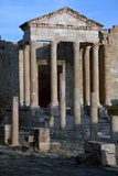 Capitoline Temple in the Forum of Sufetula  C1st Century