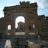 Roman Forum in Suffetula  Tunisia  2nd Century