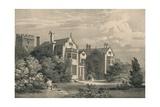 Wroxall Abbey  Warwickshire  1915