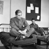 A Scene from the Terence Rattigan Play  Ross  Worksop College  Nottinghamshire  1963