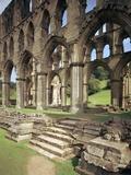 Rievaulx Abbey  12th Century