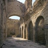 Roman Baths in Bulla Regia  1st Century Bc