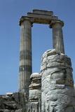 Greco-Roman Temple of Apollo at Didyma  2nd Century