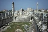 Greco-Roman Temple of Apollo at Didyma  2nd Century Bc