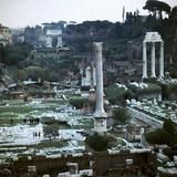 The Roman Forum  2nd-5th Century