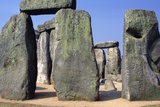 Detail of Stonehenge