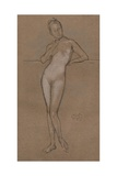 Little Nude  C1888